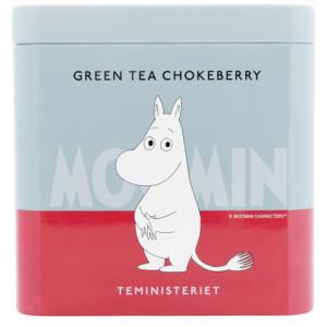 teministeriet moomin grønn te surbær