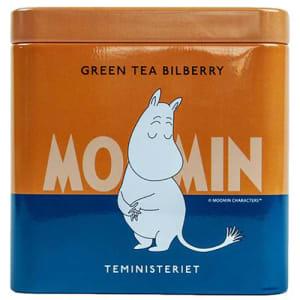 teministeriet moomin grønn te blåbær
