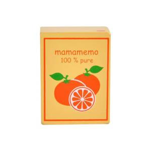 mamamemo appelsinjuice liten kartong