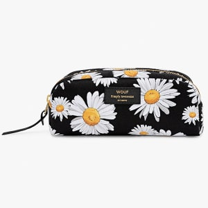 Wouf beauty bag daisy liten