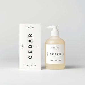 Tangent GC cedar hand soap