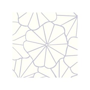 Broste Serviett Code Dori sølv