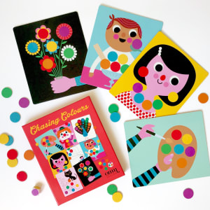 Omm Design Chasing Colours spill