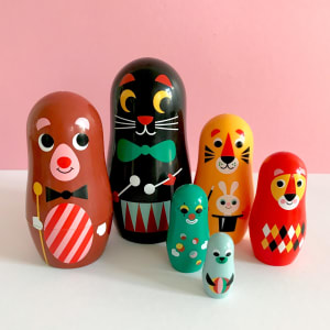 Omm Design Matryoska Carnival