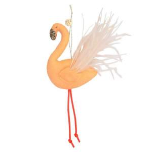 Meri Meri Juletrepynt Flamingo