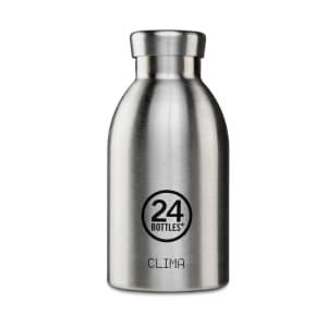 24Bottles Flaske Clima 330ml Steel