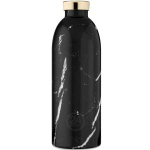 24Bottles Flaske Clima 850ml Black Marble