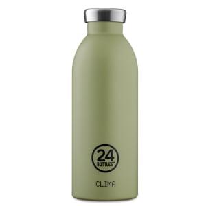 24Bottles Flaske Clima 500ml Sage