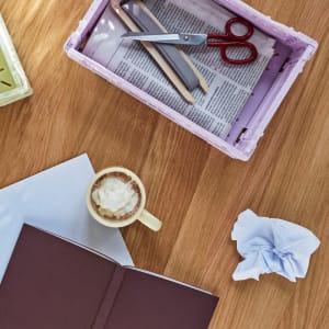 Hay Colour Crate S Lavendel