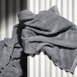Vipp 104 bath towel grey