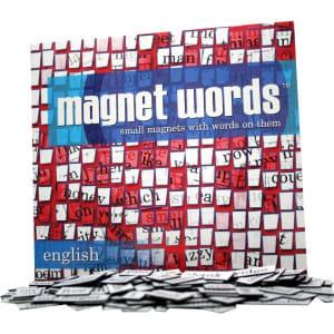 Kjøleskapspoesi magneter words