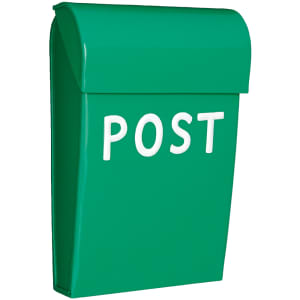 bruka design postkasse mini grønn