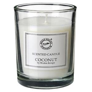 Bruka design duftlys coconut