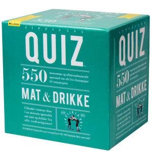 Kylskåpspoesi jippijaja quiz mat & drikke