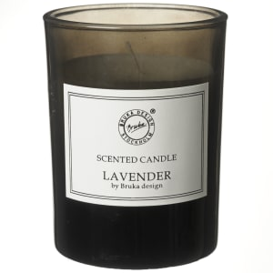 bruka design duftlys smoked lavender