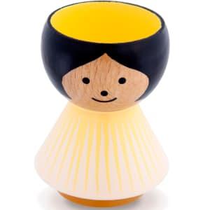 Lucie kaas bordfolk eggeglass pike soloppgang