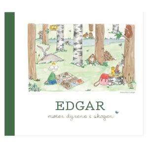 Barnebokforlaget Edgar møter dyrene i skogen