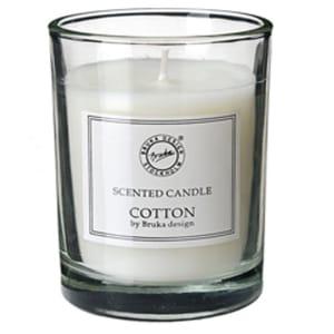 Bruka design duftlys cotton