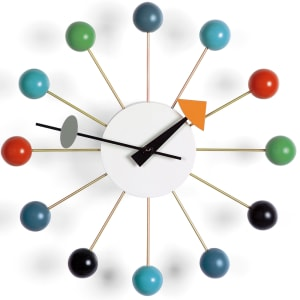 vitra ball clock multi