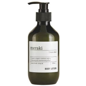 meraki bodylotion linen dew