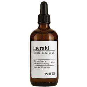 meraki pure oil appelsin & geranium