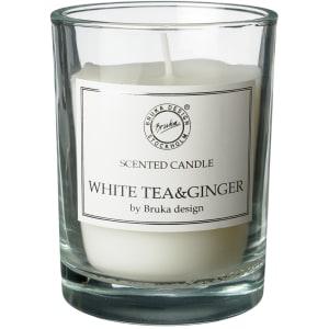 Bruka design duftlys white tea&ginger