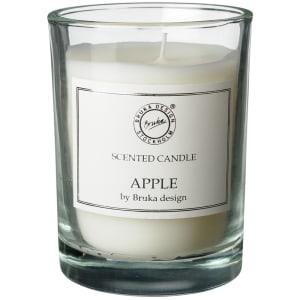 Bruka design duftlys apple