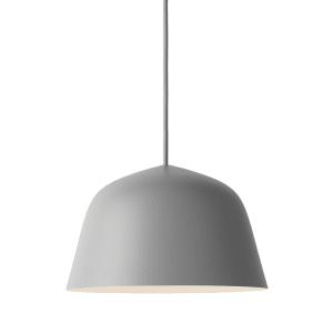 Muuto Ambit lampe grå liten