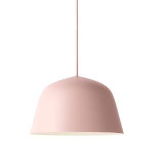Muuto Ambit lampe rosa liten