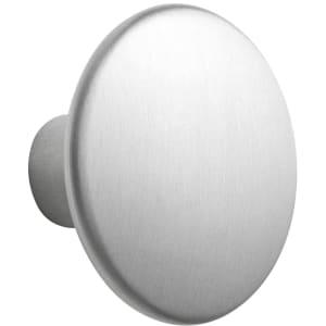 muuto the dots knagg metall Ø5 aluminium