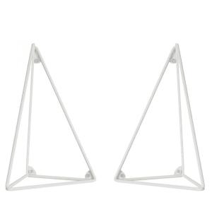 maze pythagoras hylleknekt 2pk hvit