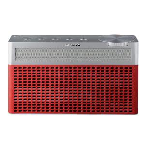 geneva touring s DAB+ radio rød