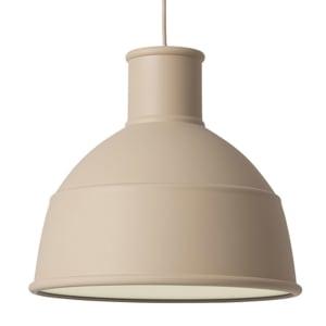muuto lampe unfold nude