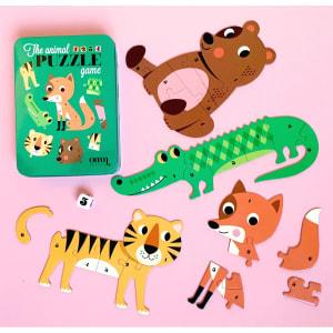 Omm Design puslespill Animals