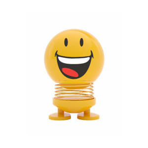 hoptimist baby smiley joy gul