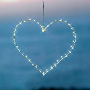 Sirius lyshjerte Liva 40 lys