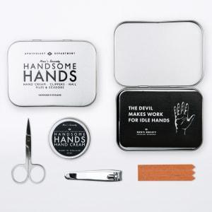 Men`s society gaveeske handsome hands manicure kit