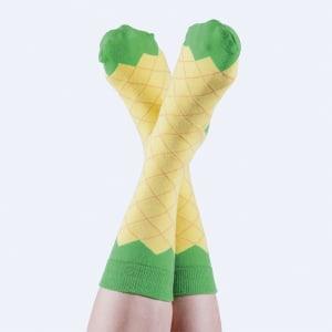 doiy icepop sokker pineapple