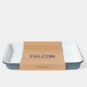 falcon serveringsbrett grå