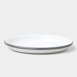 falcon sauce dish 14cm hvit/grå