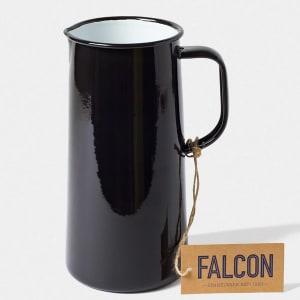 falcon mugge 23 cm sort