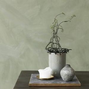 house doctor vase forrest grå
