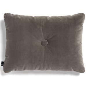 Hay pute Dot Soft varm grå