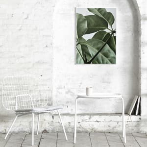 Paper collective plakat 30x40 green home 01