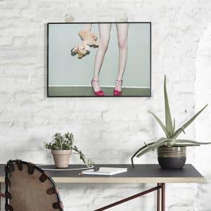 Paper collective plakat 30x40 bambi & heels