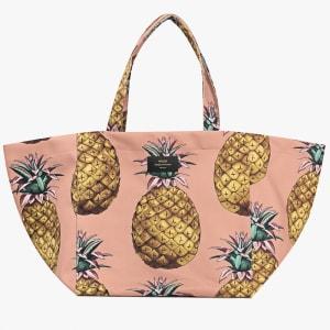 wouf tote bag XXL ananas