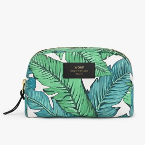 Wouf beauty bag tropical stor
