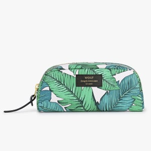 Wouf beauty bag tropical liten
