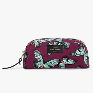 Wouf beauty bag butterfly liten