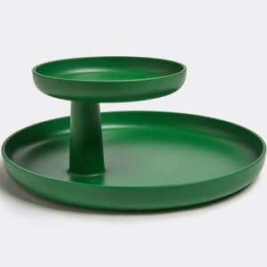 vitra rotary tray grønn